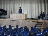 low priced c73b4 4aab6 第2学期終業式&各種表彰(12/21)